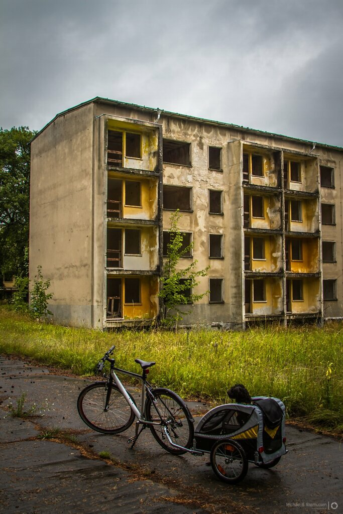 Abandoned Olympic city Berlin