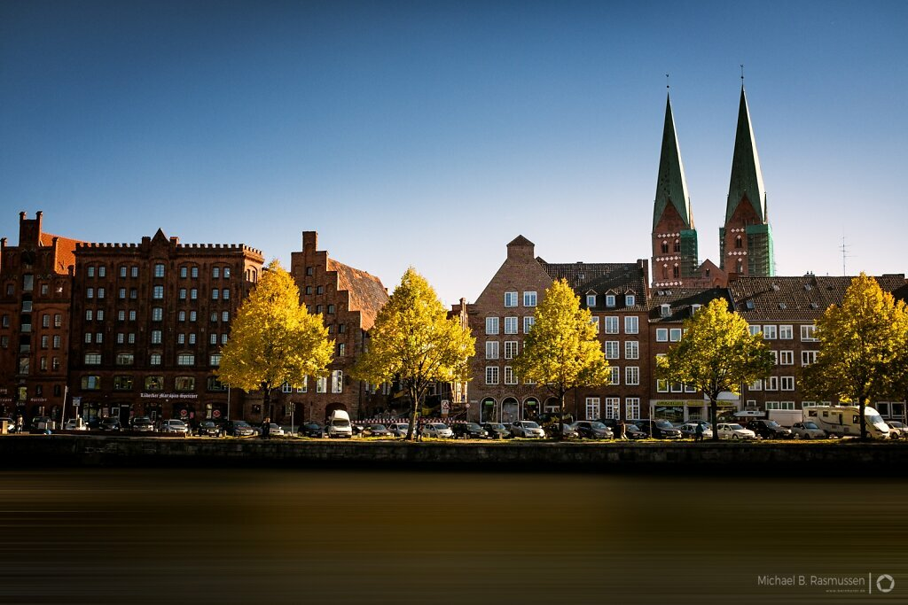 Autumn in Lübeck