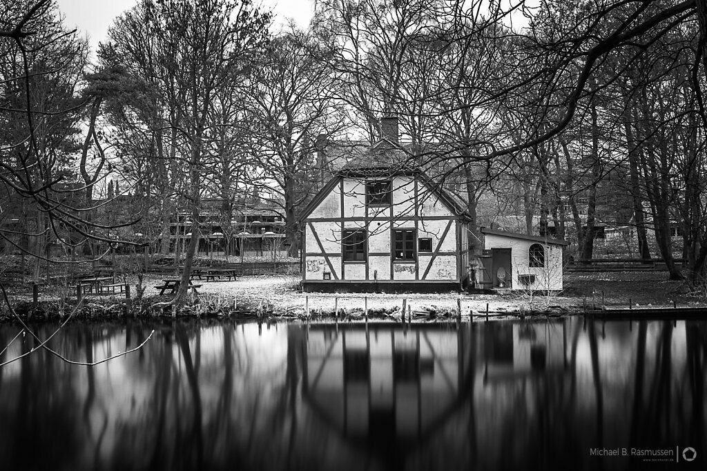The sluice house